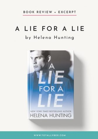 A Lie for a Lie by Helena Hunting-Review+Excerpt