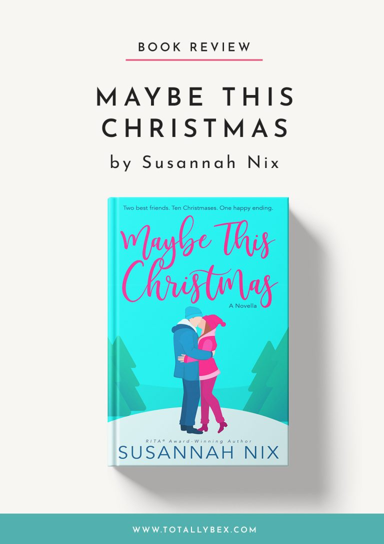 Maybe This Christmas by Susannah Nix-Book Review