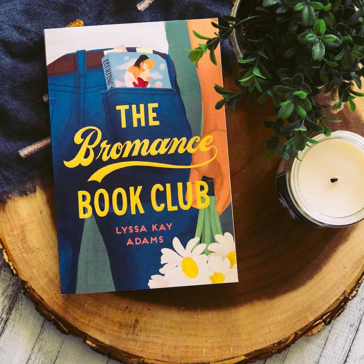 The Bromance Book Club by Lyssa Kay Adams-featured