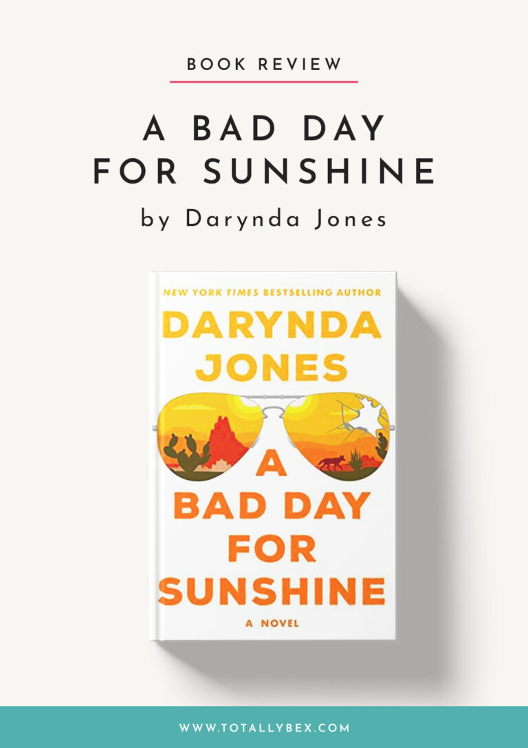 A Bad Day for Sunshine by Darynda Jones-Book Review