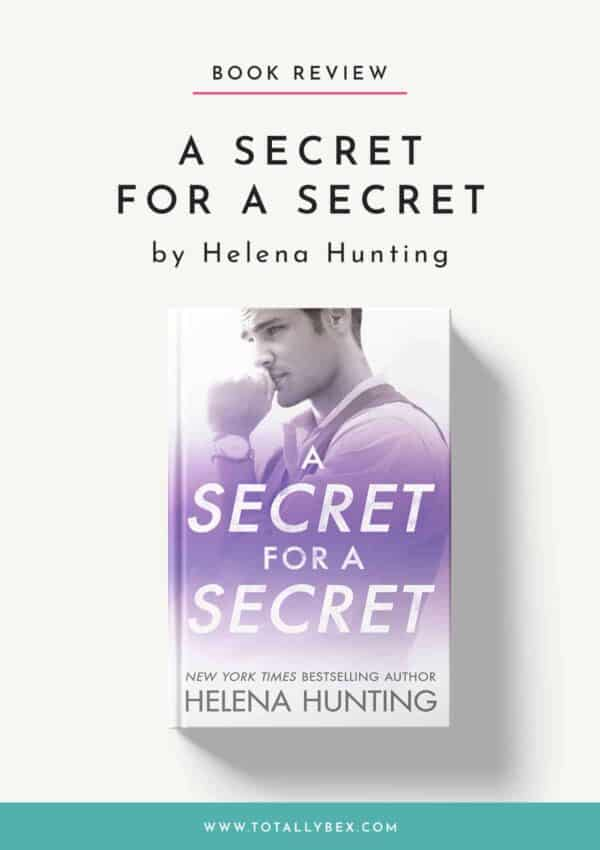 A Secret for a Secret by Helena Hunting-Book Review