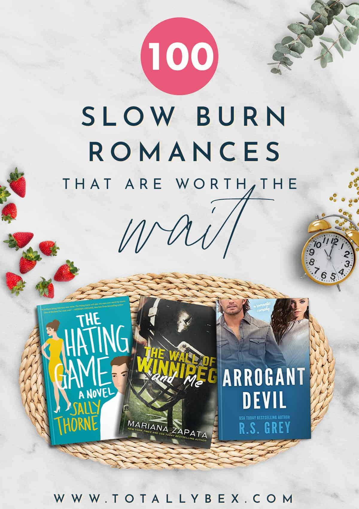 Slow Burn Romance Books