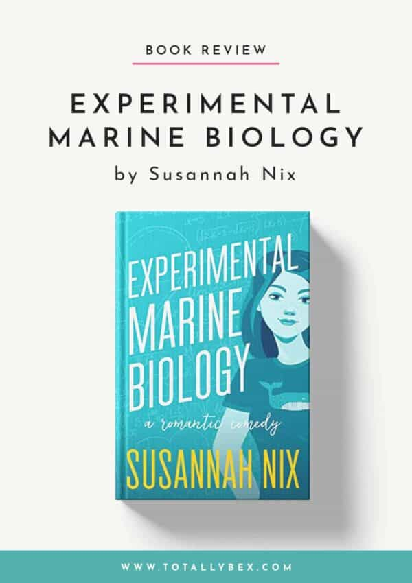 Experimental Marine Biology by Susannah Nix-Book Review