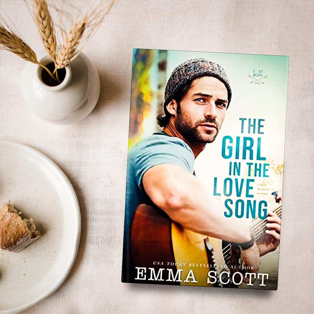 The Girl in the Love Song by Emma Scott-featured
