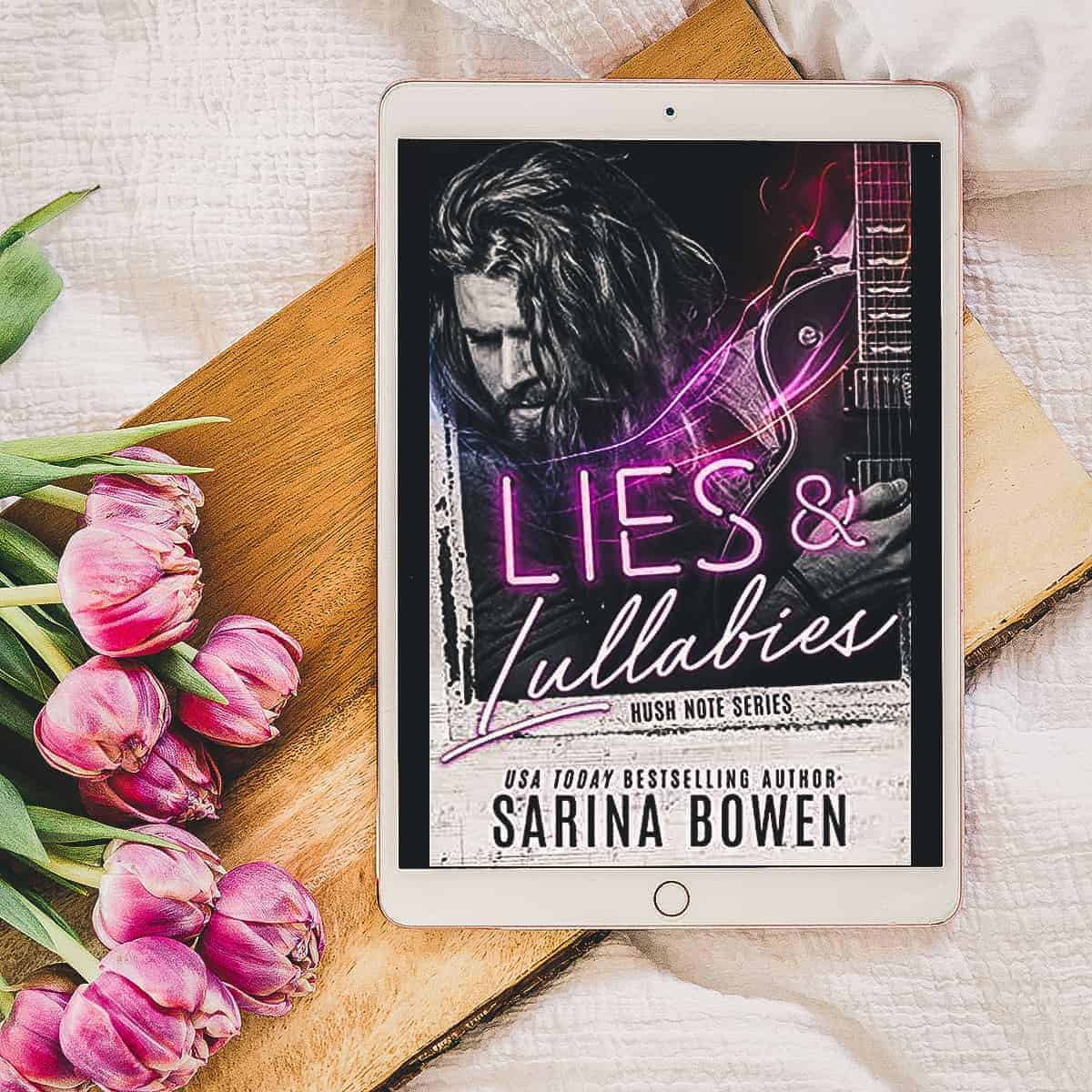 Lies and Lullabies by Sarina Bowen-Featured