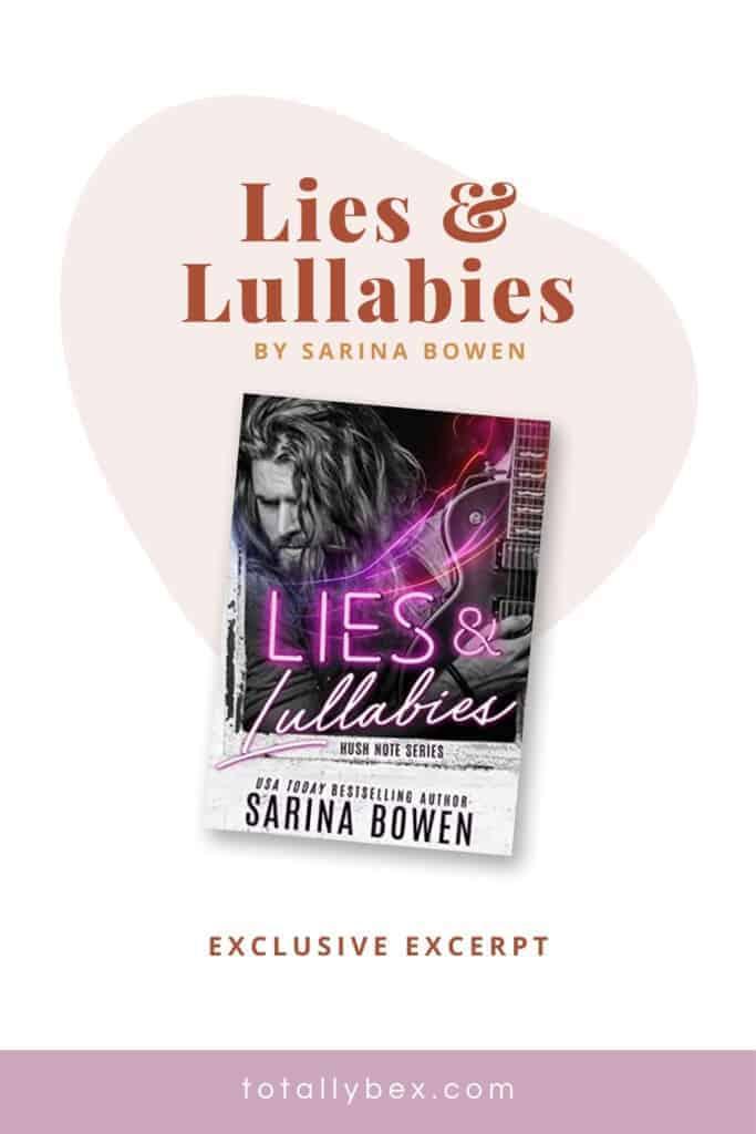 Lies and Lullabies by Sarina Bowen-Pinterest
