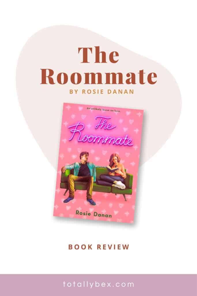 The Roommate by Rosie Danan-Pinterest