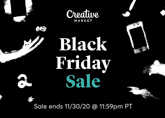Creative Market BF Sale