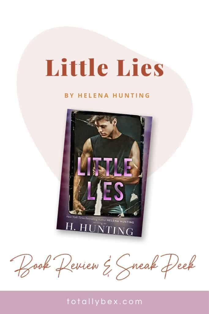 Little Lies by Helena Hunting-pinterest