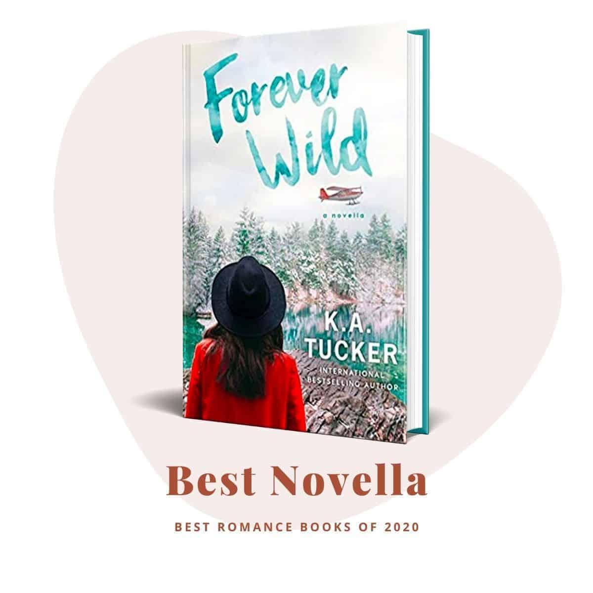 Best Romance Books 2020-Forever Wild