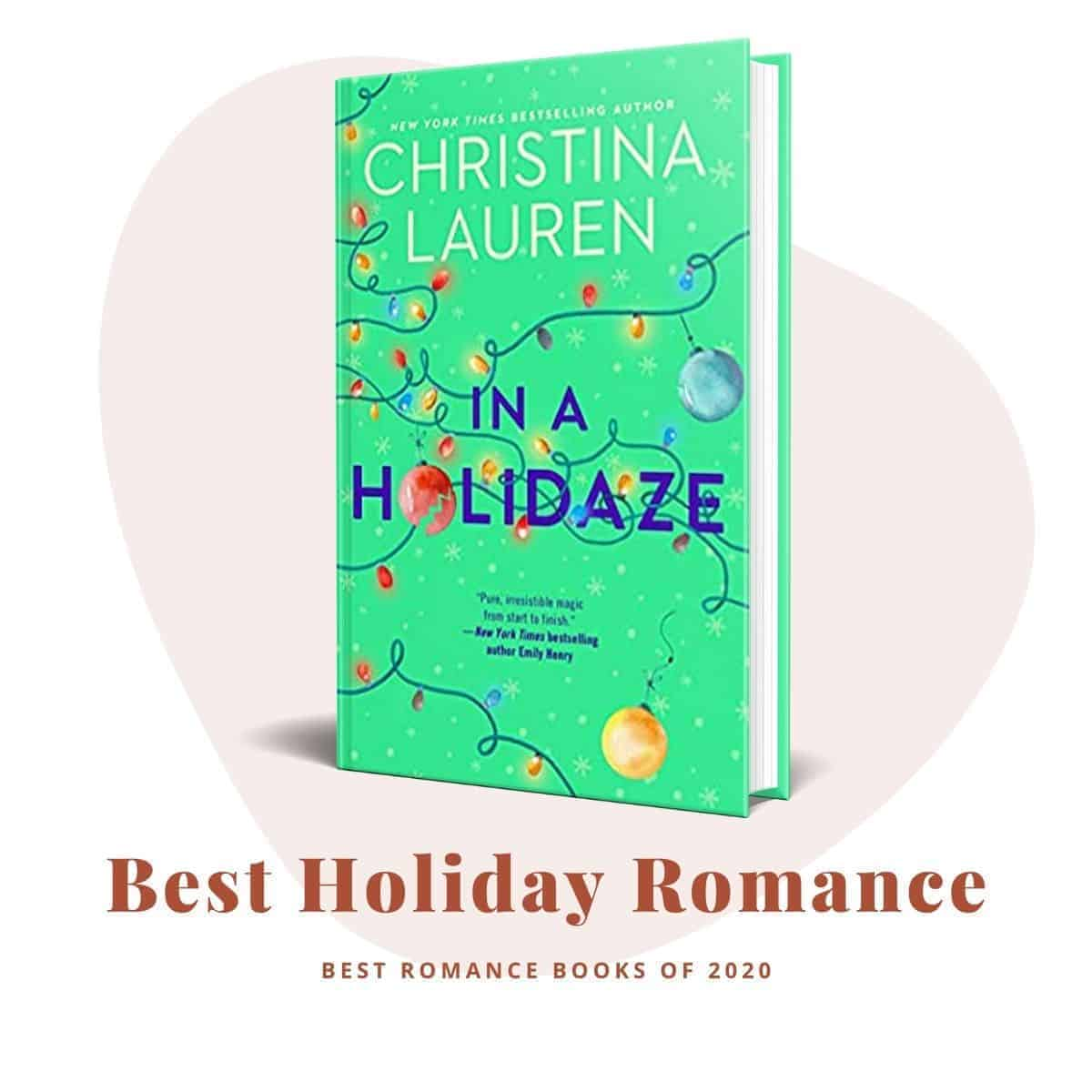 Best Romance Books 2020-In a Holidaze