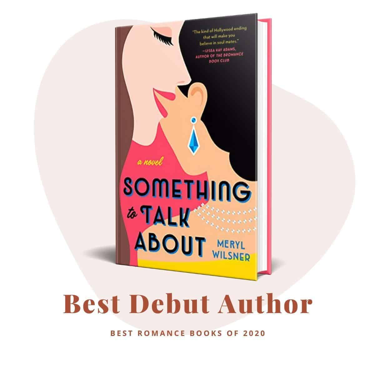 Best Romance Books 2020-Something to Talk About