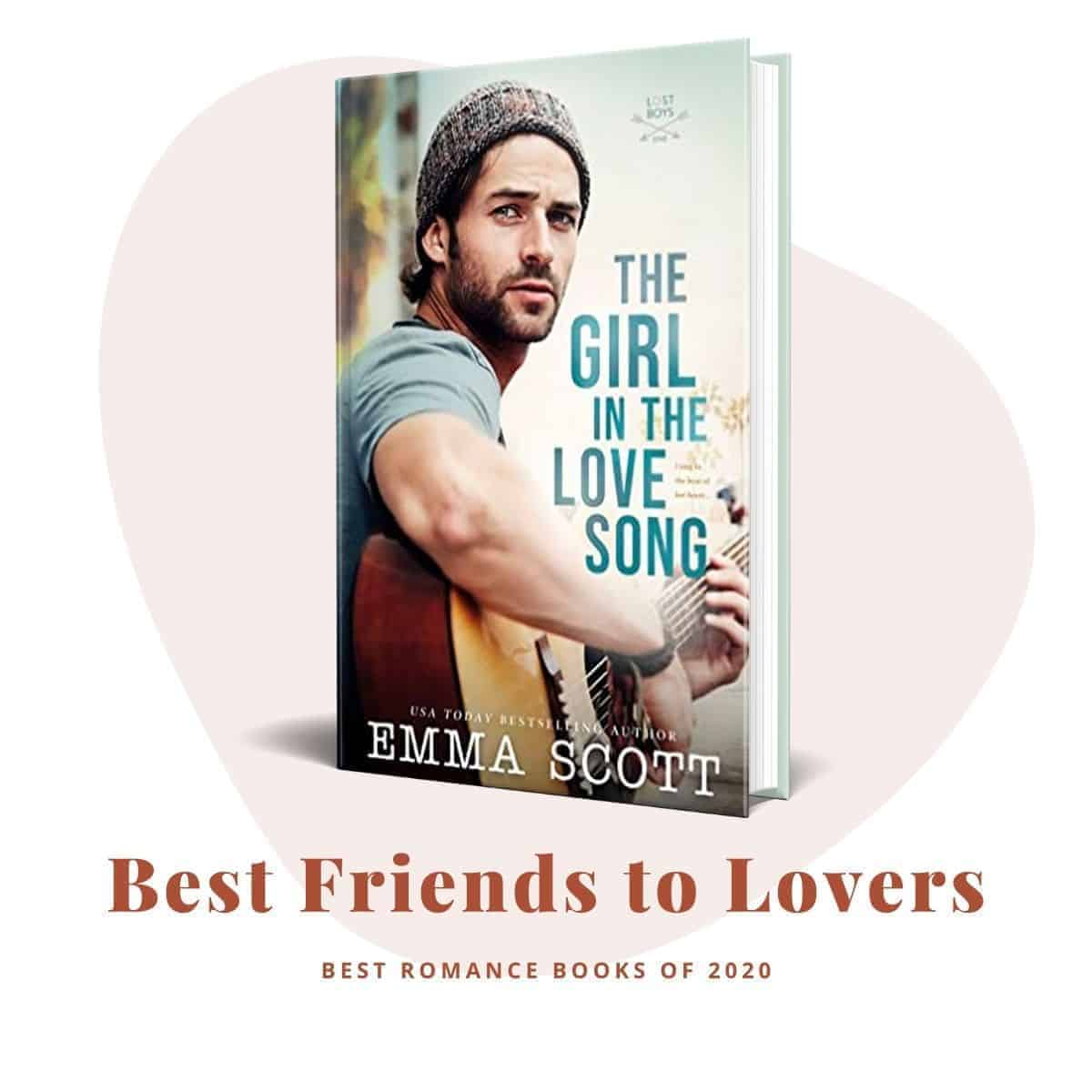 Best Romance Books 2020-The Girl in the Love Song
