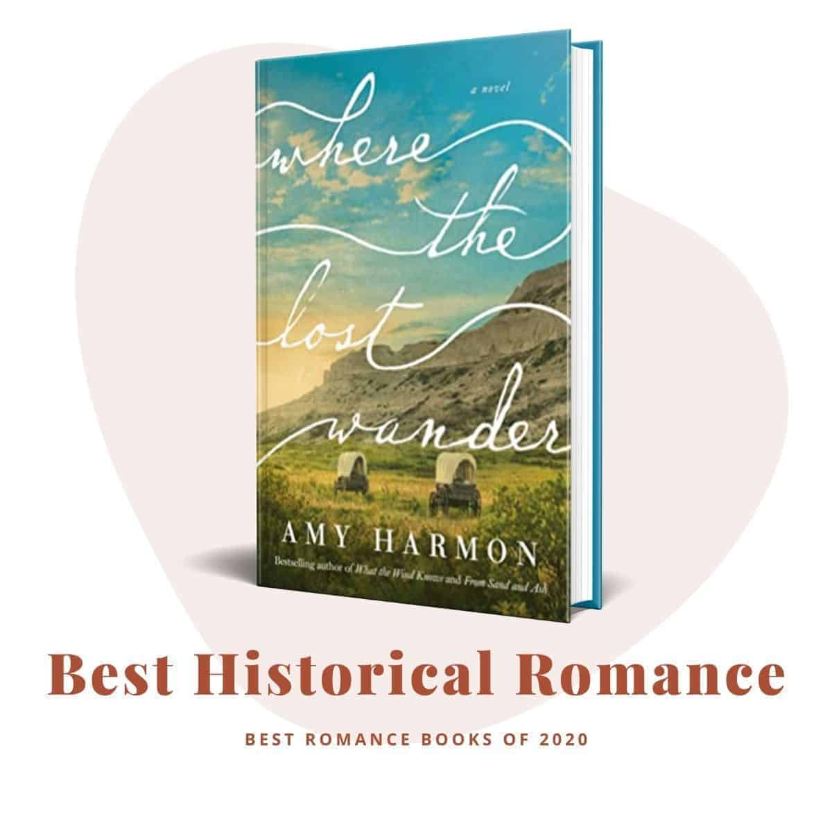 Best Romance Books 2020-Where the Lost Wander