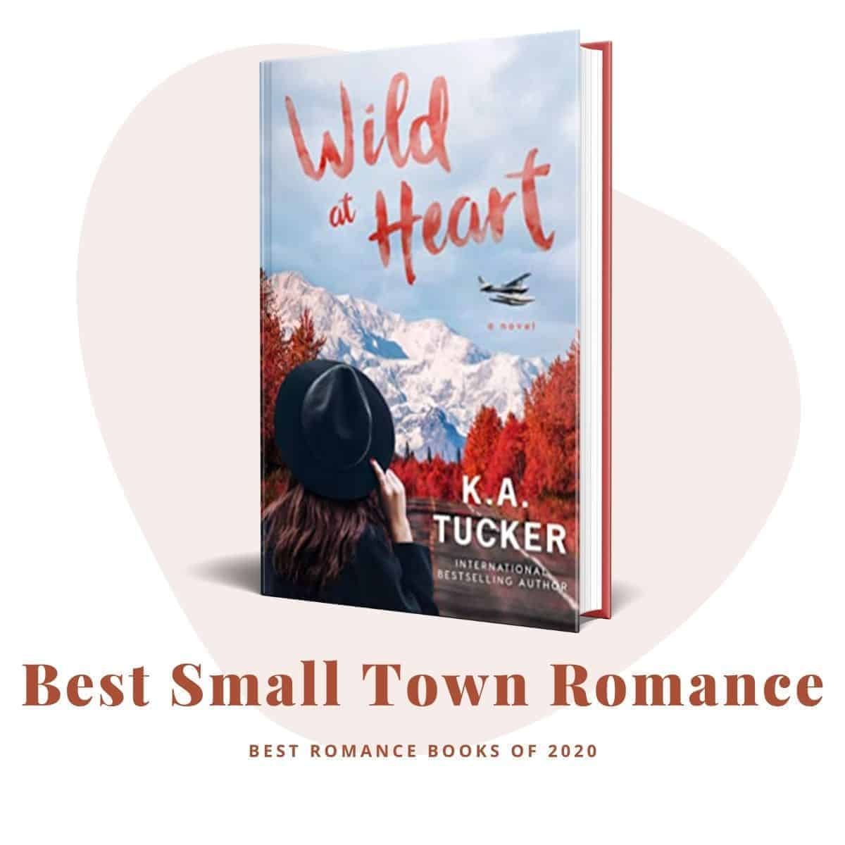 Best Romance Books 2020-Wild at Heart