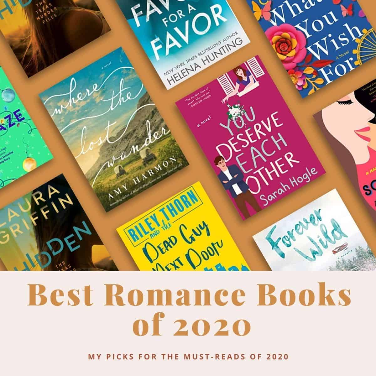Totally BeBest Romance Novels of 2020-Instagramx totally bex tb