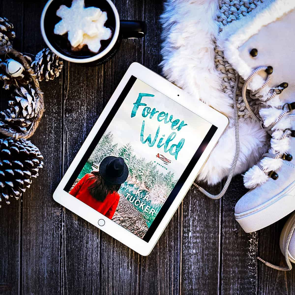 Forever Wild by K.A. Tucker-featured