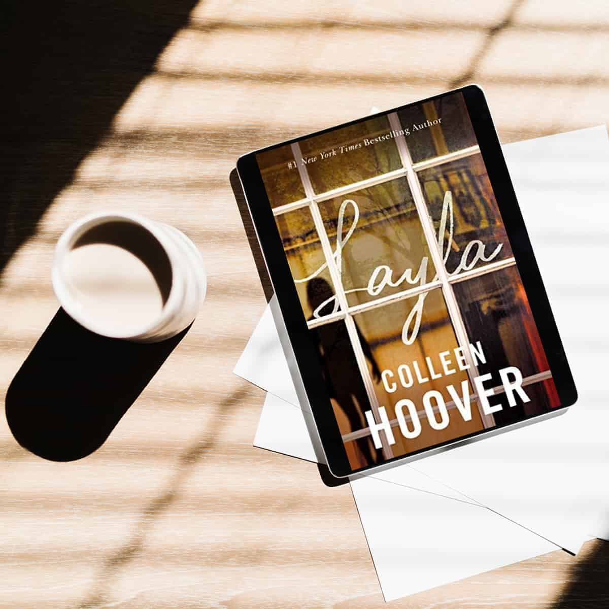 Layla by Colleen Hoover-featured