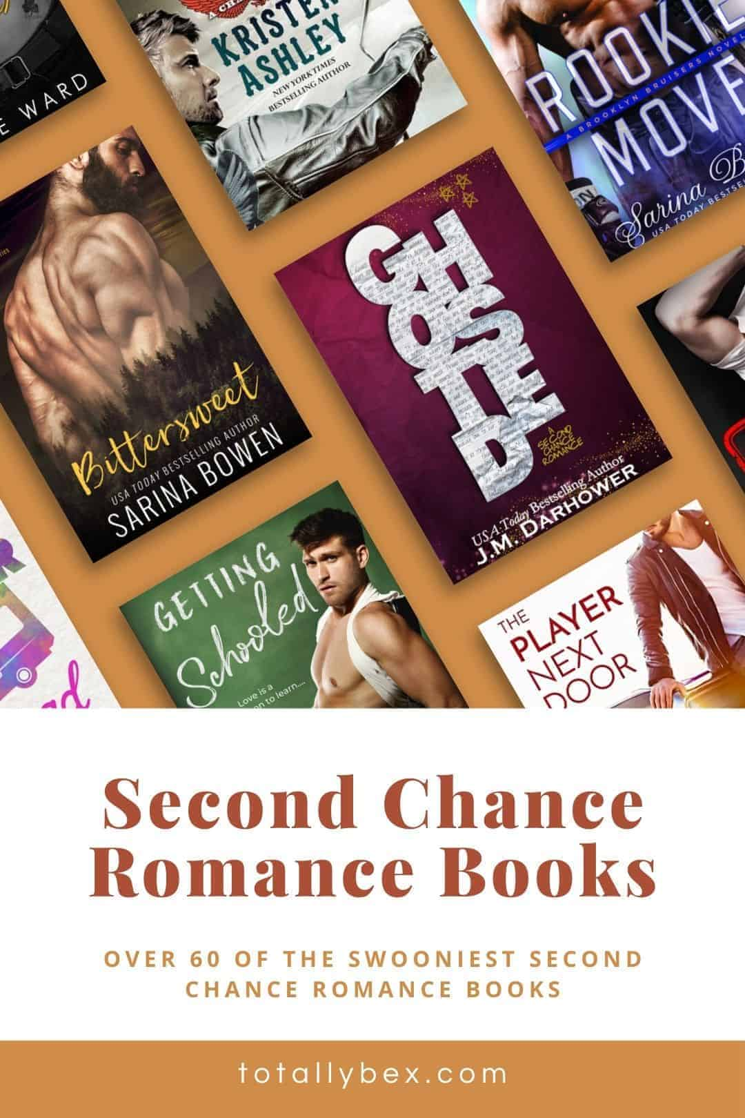 Second Chance Romance Books-Pinterest