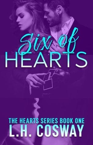 Six of Hearts by LH Cosway-new cover