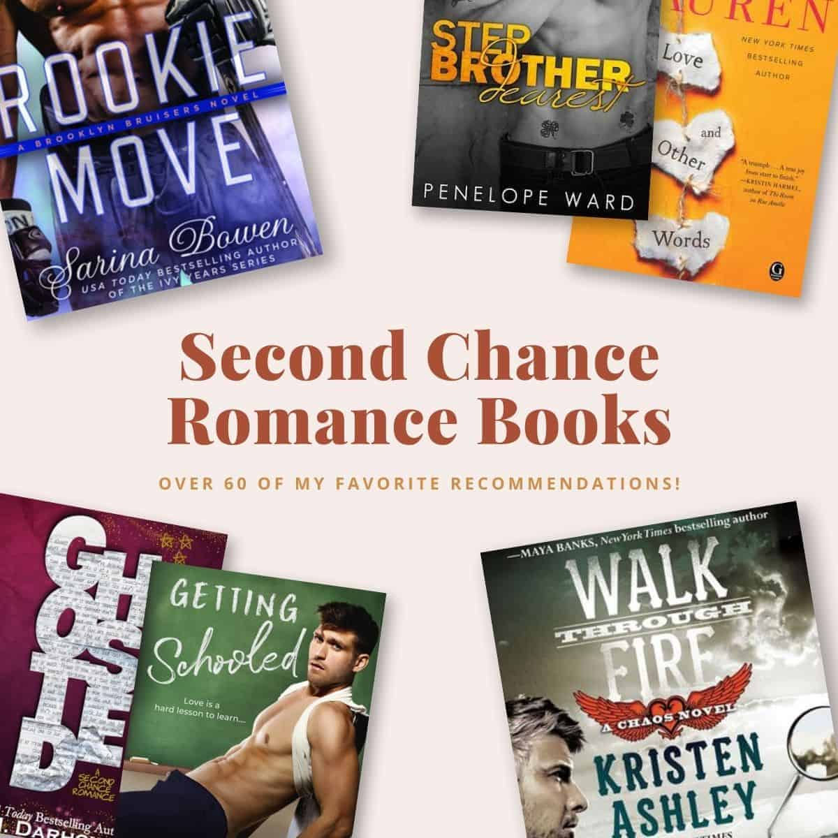 The Best Second Chance Romance Books is a curated list of second chance romance novels recommendations by book blogger Totally Bex