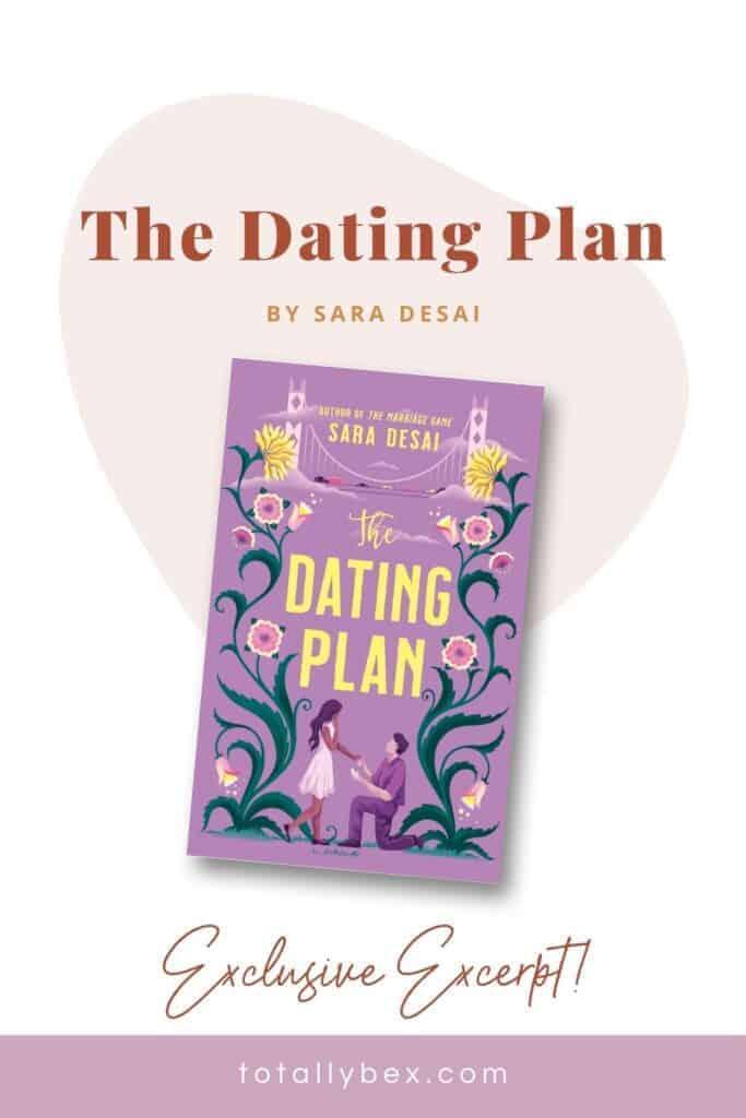 The Dating Plan by Sara Desai-Pinterest