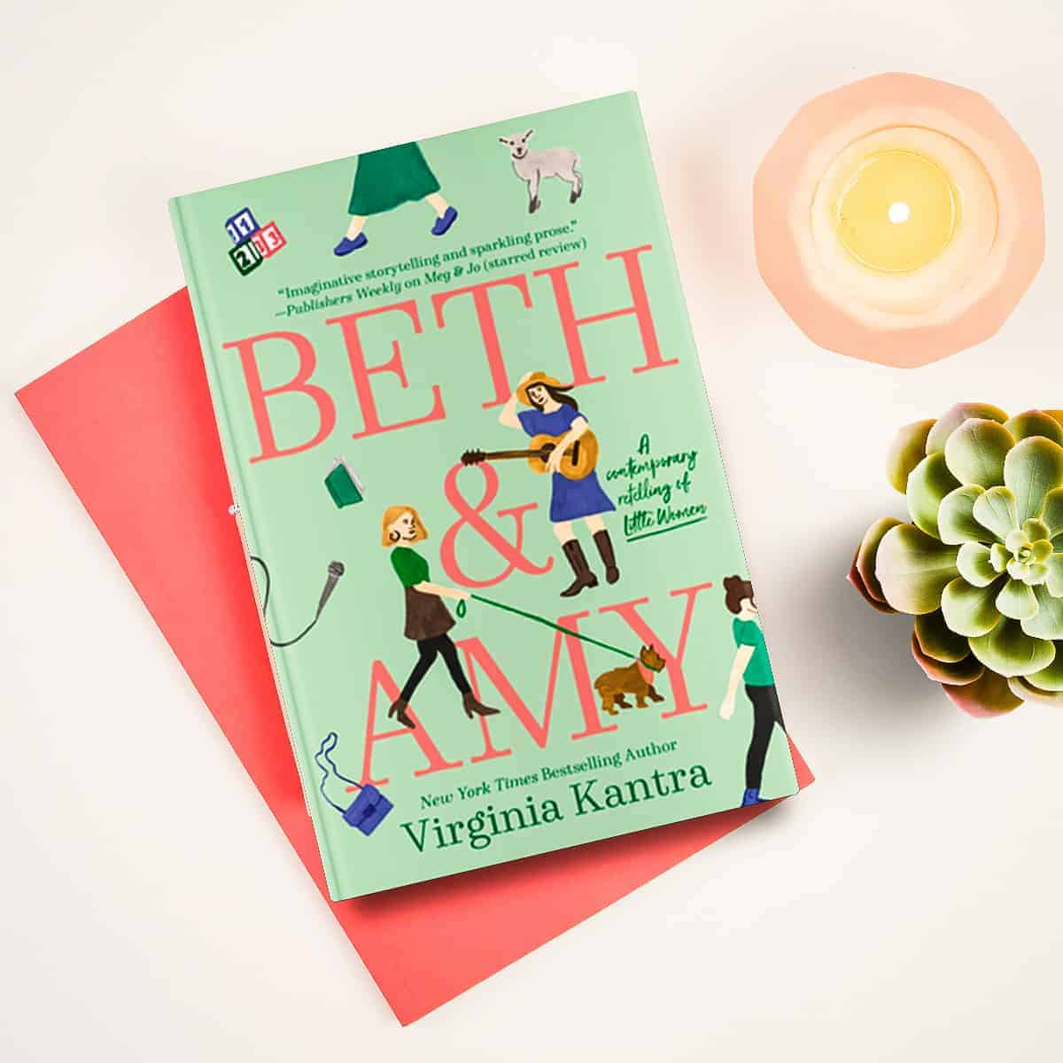 Enjoy this excerpt from Beth and Amy by Virginia Kantra, the second book in the March Sisters series, is a modern retelling of Little Women and the follow-up story to Meg and Jo!