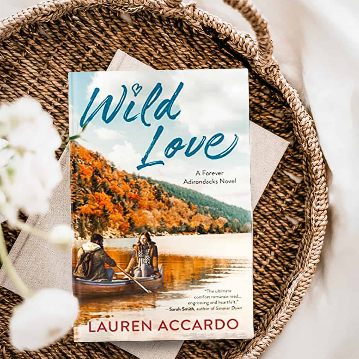 Enjoy this excerpt from Wild Love by Lauren Accardo! Wild Love is a small-town romance, the first book in the Forever Adirondacks series, and the debut novel of author Lauren Accardo.