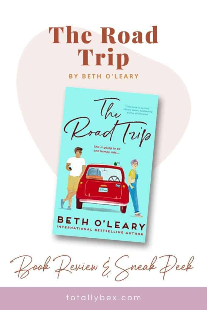 The Road Trip by Beth O'Leary-Pinterest