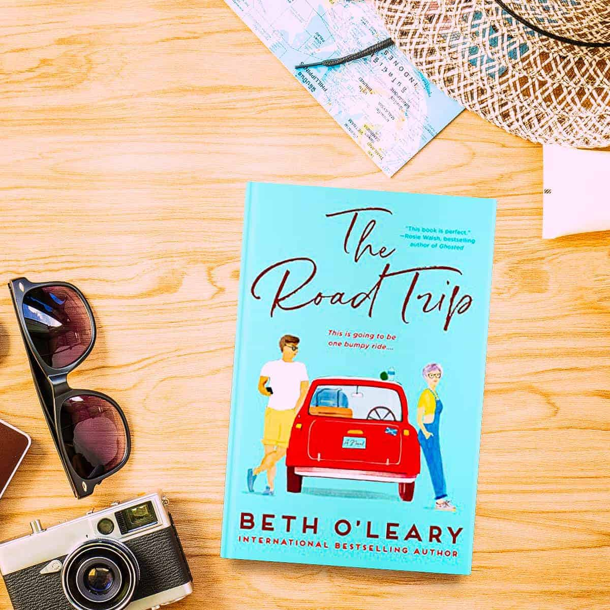 The Road Trip by Beth O'Leary-featured