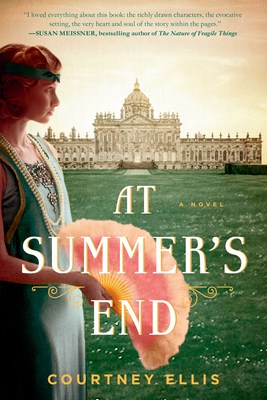 Read an exclusive excerpt from At Summer's End by Courtney Ellis, a Downton AbbeymeetsBeauty and the Beasthistorical romance set in the 1920s in this debut novel