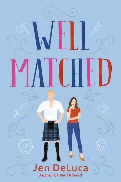 Well Matched by Jen DeLuca