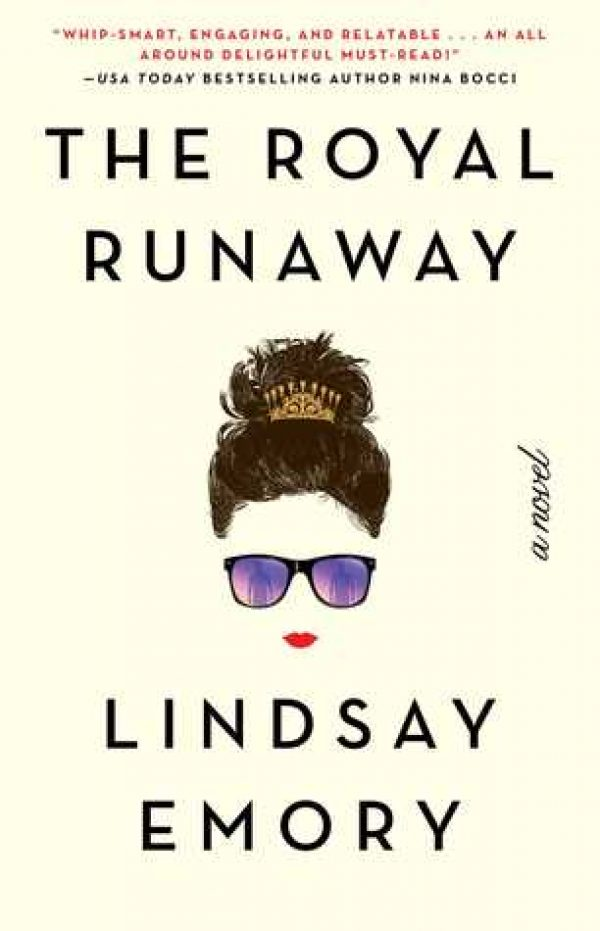 The Royal Runaway by Lindsay Emory | romantic mystery