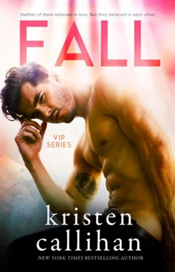 Fall by Kristen Callihan | contemporary romance