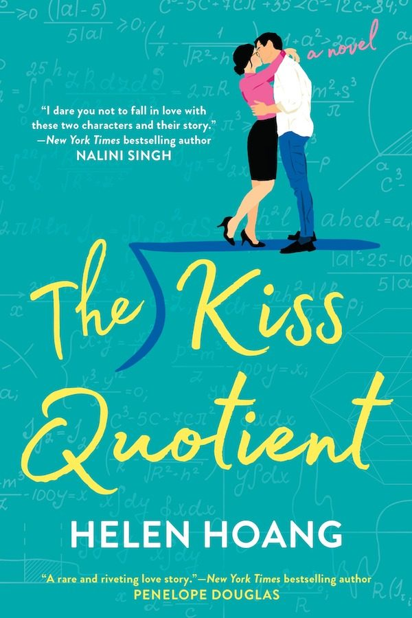 The Kiss Quotient by Helen Hoang | contemporary romance