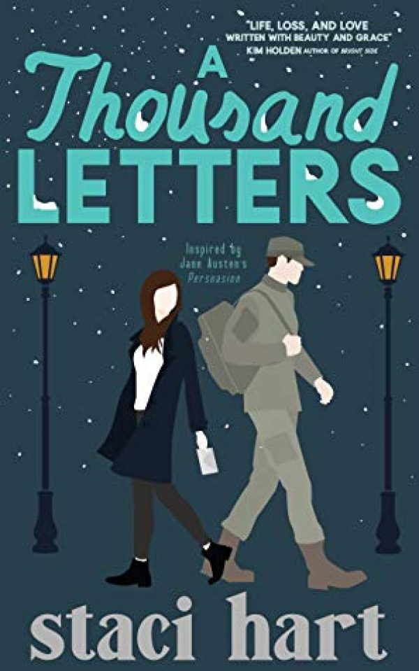 A Thousand Letters by Staci Hart