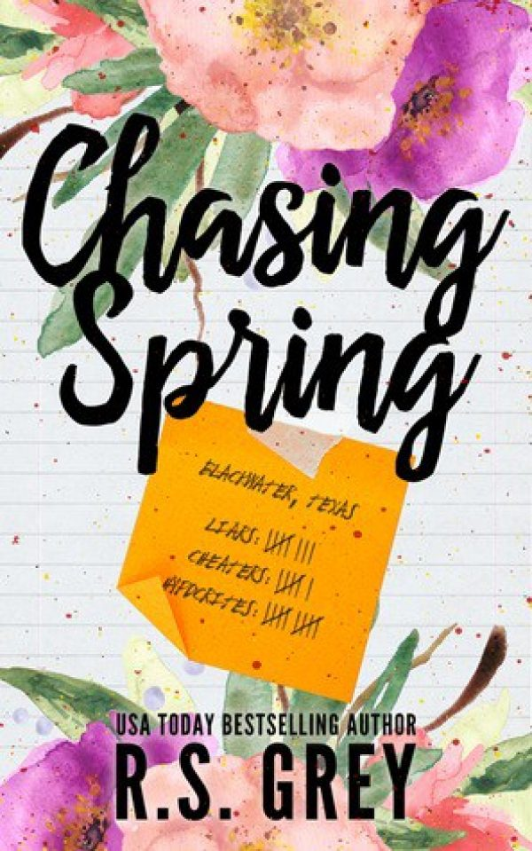 Chasing Spring by RS Grey