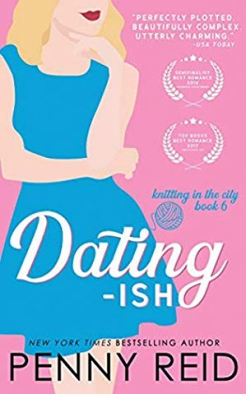 Dating-ish by Penny Reid-new cover