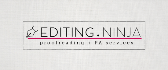 Editing.Ninja Proofreading & PA Services for Indie Romance Authors