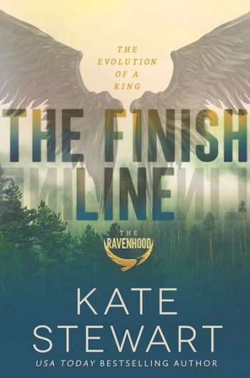 The Finish Line by Kate Stewart is a new romance book releasing in January 2021