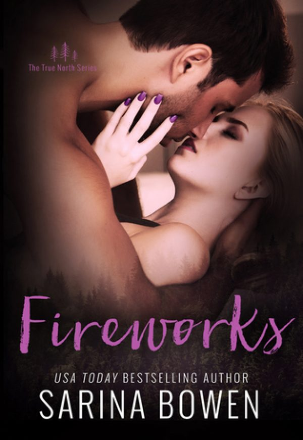 Fireworks by Sarina Bowen | contemporary romance