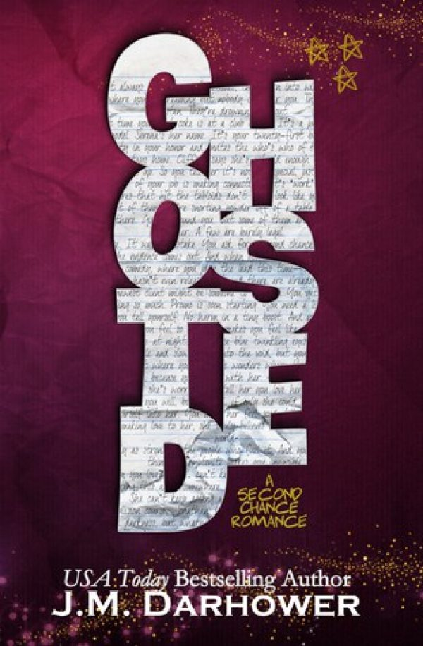 Ghosted by JM Darhower   second-chance romance