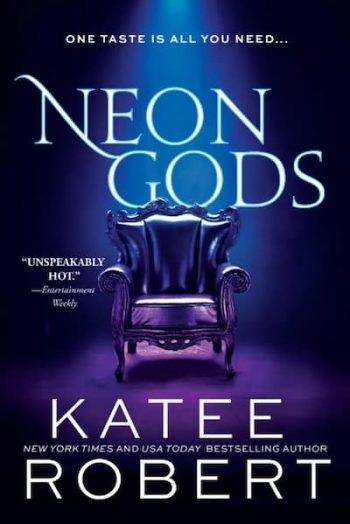 Neon Gods by Katee Robert is one of 11 New Romance Books for June 2021