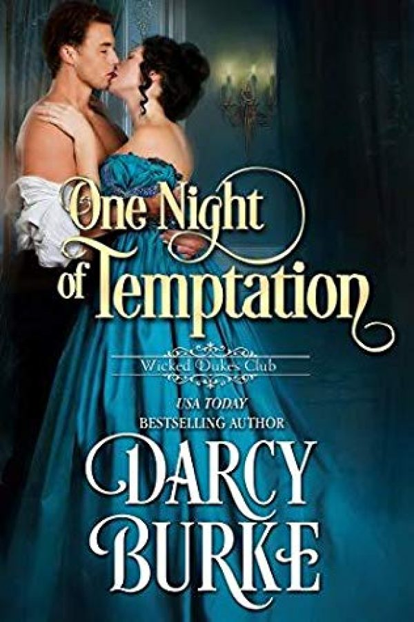 One Night of Temptation by Darcy Burke