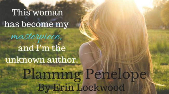 Planning Penelope by Erin Lockwood   teaser