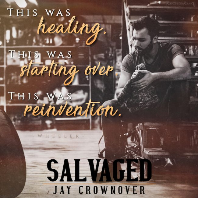 Salvaged by Jay Crownover Teaser2
