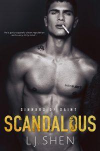 Scandalous by LJ Shen | contemporary romance