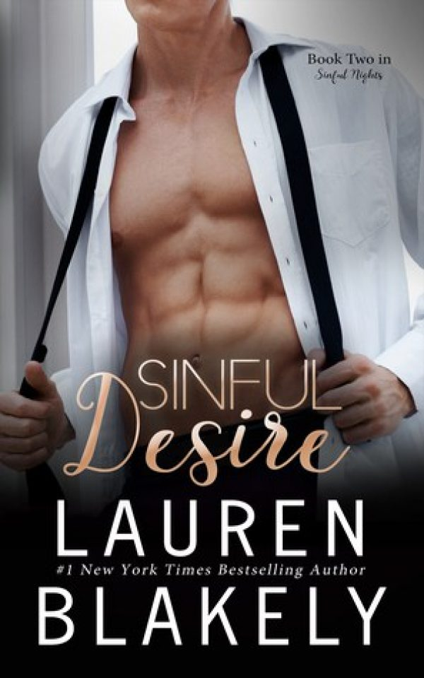 Sinful Desire by Lauren Blakely-new cover