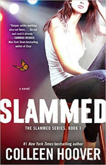 Slammed by Colleen Hoover: Grab a box of tissues, a bottle of wine, and some chocolates because this list of my 5 favorite sad romance books made me cry like a baby—I know you will, too!