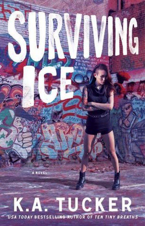 Surviving Ice by KA Tucker